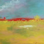 Horizon, pastel, 2009
