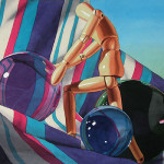 Sisyphus -  Watercolor